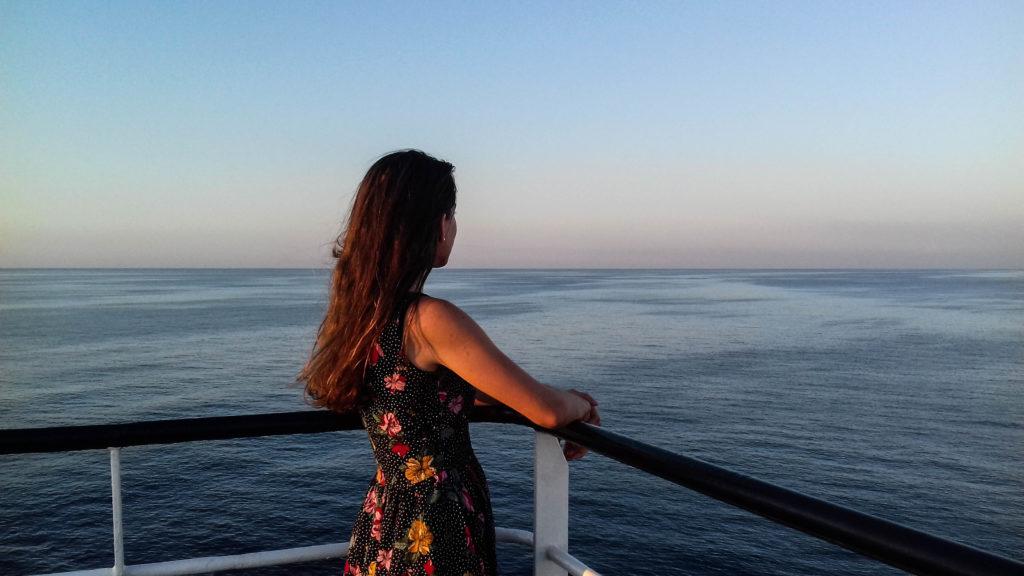 Czarnomorsk-Batumi rejs przez Morze Czarne UKR Ferry