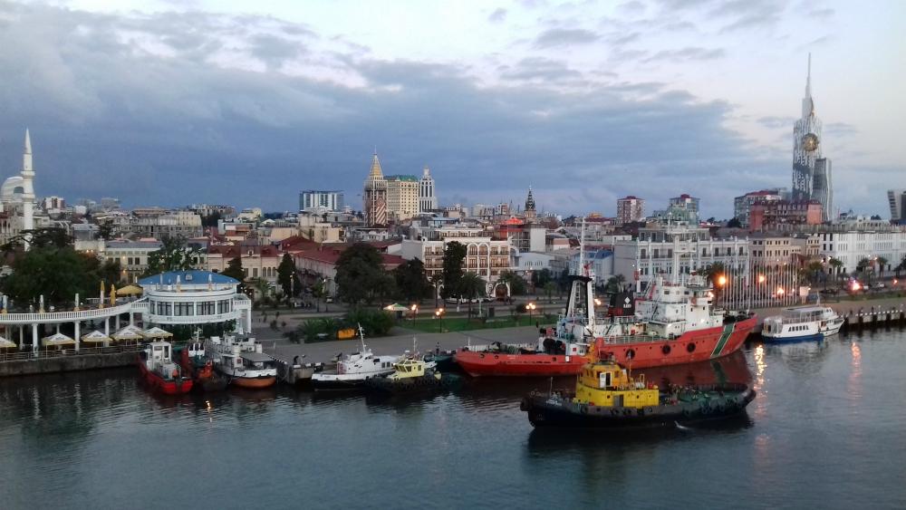 Batumi w Gruzji