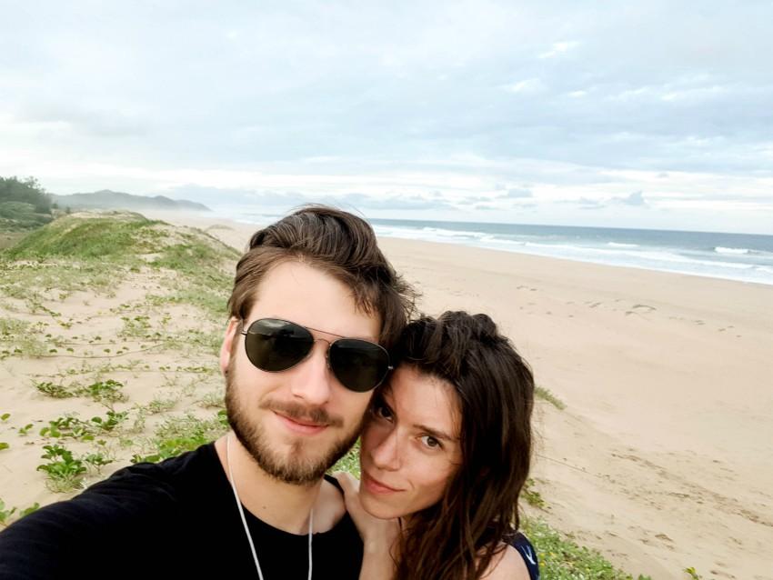Road trip w RPA South Africa St Lucia KwaZulu-Natal