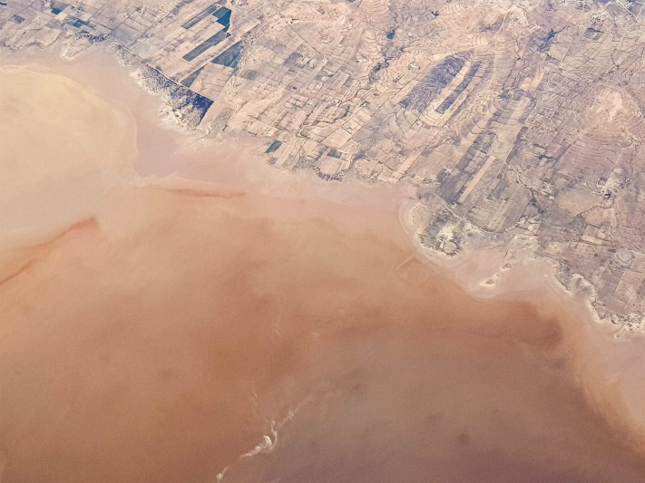 Tunezja Sahara Austrian Airlines lot do Cape Town w RPA